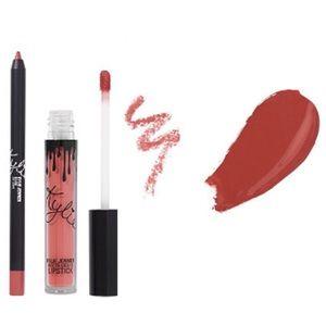 Kylie Matte liquid lip kit in Ulta Beauty